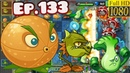 Plants vs. Zombies 2 (China) - Produce at least 6000 sun - Far Future Day 18 (Ep.133)