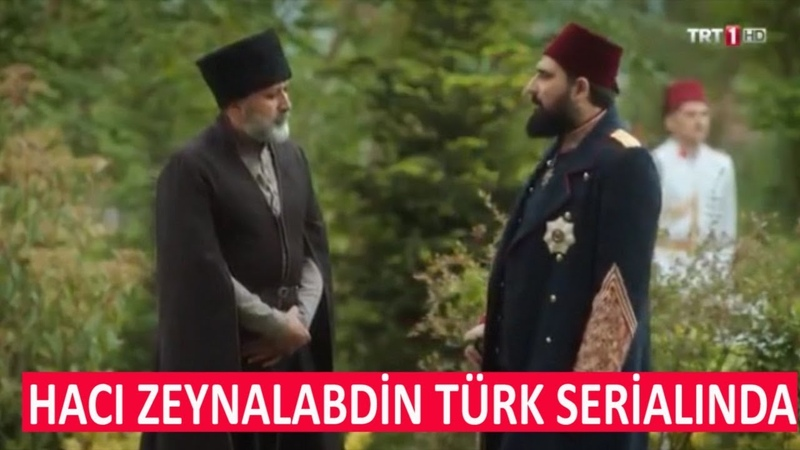 Türkiyənin məşhur serialında Hacı Zeynalabdin Tağıyev canlandırıldı