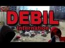 Debil internation История компании пилотный выпуск Бухарика Паука