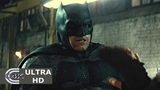 Batman Saves Martha - Warehouse Fight Scene Batman V Superman Dawn of Justice (2016)