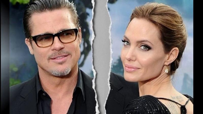 Анджелина Джоли и Брэд Питт поделили детей
