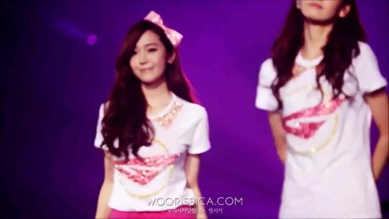 SNSD - Girls (For Jessica OT9)