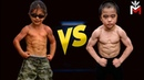 Arat Hosseini vs Ryusei imai Spider Girl vs Bruce lee Kid Marshall Tube