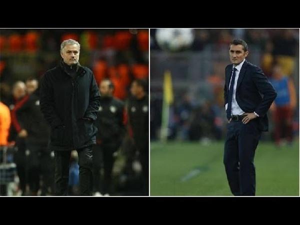 مانشستر يونايتد عقبة في طريق برشلونة لحسم 1