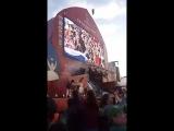Пол ван Дайк на фанатском фестивале