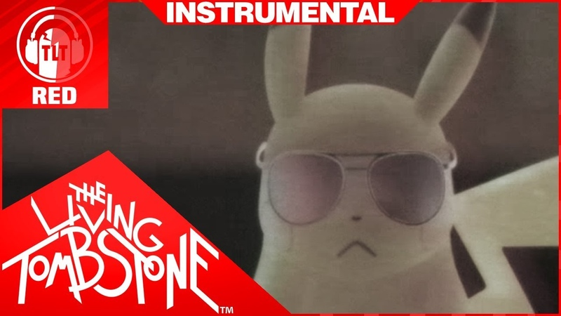 Pikachu's Lament [Red Instrumental] - The Living Tombstone (ft. Sam Bill)