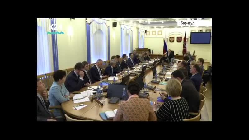 Алтайский край добился включения в список регионов, которым будут назначены федеральные кураторы