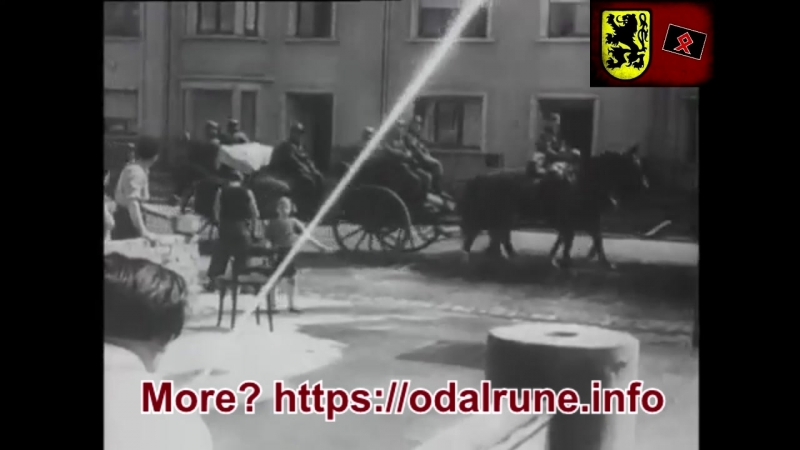 German troops in Holland and Luxemburg-1940
