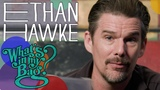Ethan Hawke - What's In My Bag
