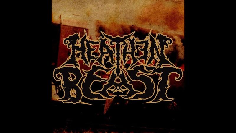 Heathen Beast - $cam (2017) Full Album HQ (Black Metal/Grindcore)