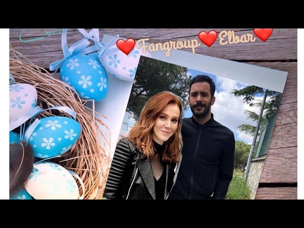 Once Again Baris Arduç Elçin Sangu In New Frame 2019.