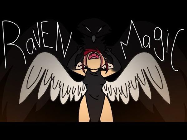Raven Magic MEME