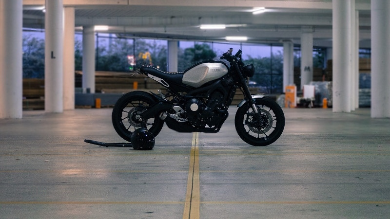 Purpose Built Moto: кастом Yamaha XSR900