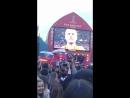 Fifa Fan Fest 🇷🇺 🇭🇷 гимн России
