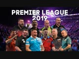 James Wade vs Raymond van Barneveld Premier League 2019 Week 1