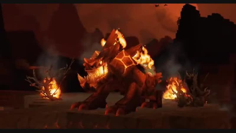 Hytale Огненная гончая