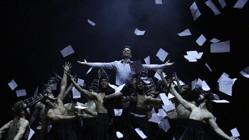 Luigi Schifano - Quiero cantar entre las explosiones (Golijov, Ainadamar LIVE 2015)