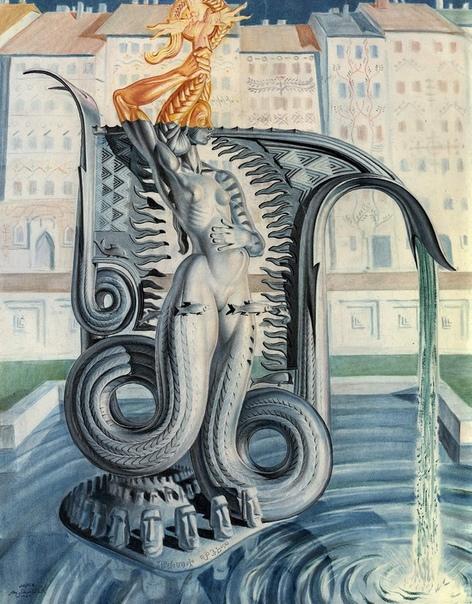 Станислав Шукальски (1893 - 1987), американский скульптор и художник польского происхождения, ставший частью Чикагского Ренессанса, стал известен как скульптор-националист.