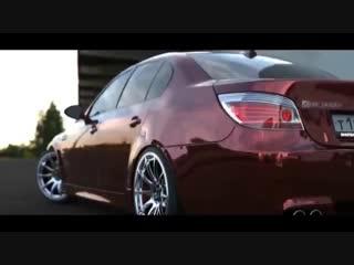 BMW M5 E60 Тень