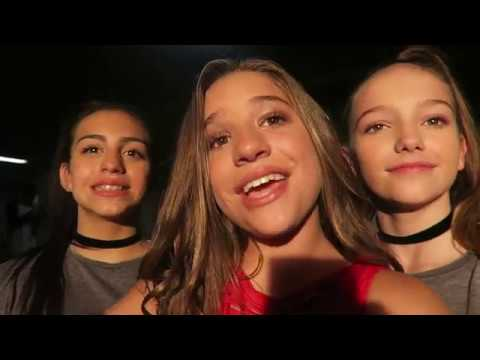 The making of my music video for Monsters (aka Haters)!