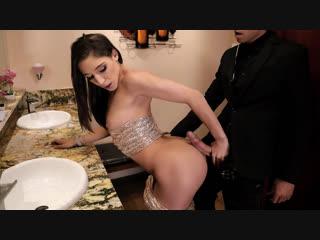 Abella danger (sneaking in the back door) porno