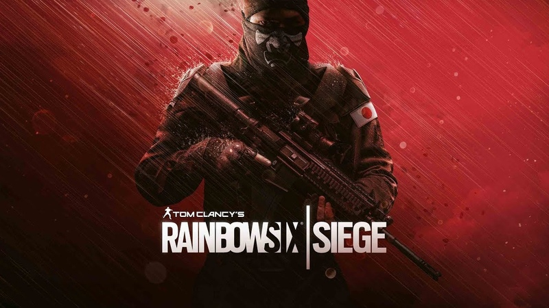Rainbow Six Siege Рулетка с Командой Tom Clancy's Rainbow Six Siege