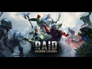 RAID Shadow Legends android game first look gameplay español