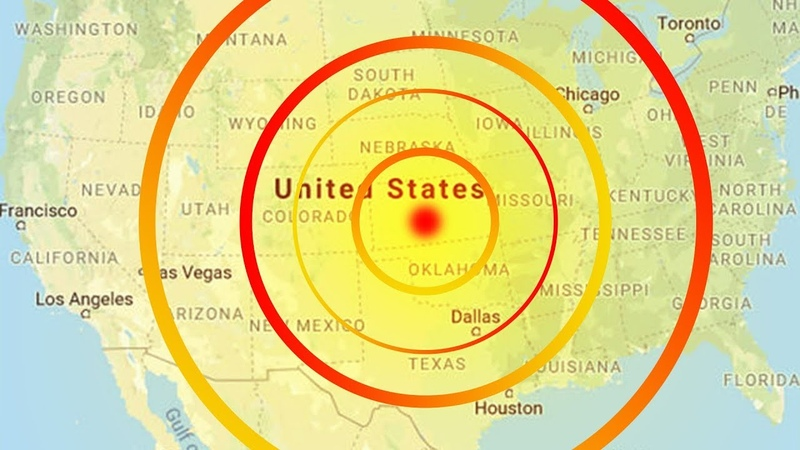 NASA Warning After 3 More Days, A Big Tremor in Kansas will Affect the United States