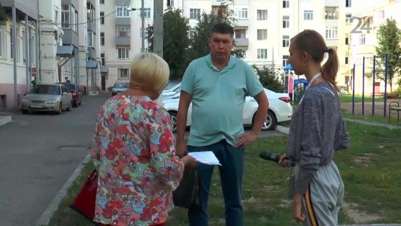 Казанская пенсионерка с тремя несовершеннолетними внуками не может добиться подключения электричества