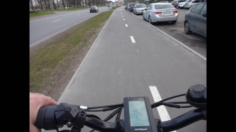 Первомайская велопрогулка