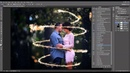 How to Add Sparklers in Photoshop and PSE- Sparkler Overlay Preview and Tutorial