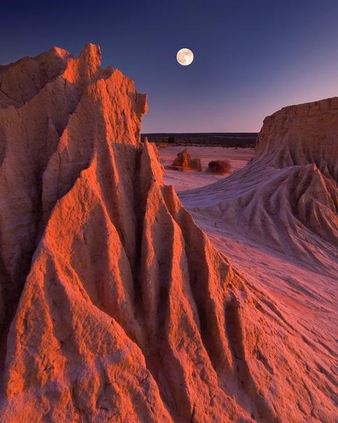 Национальный Парк Манго, Новый Южный Уэльс, Австралия