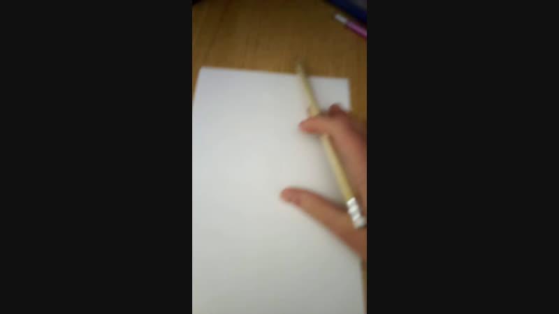 рисую фнаф(по просьбе )