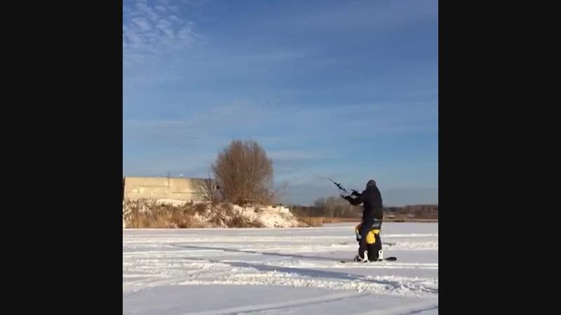 Зимние каталки!