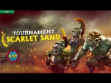 Panzar Scarlet Sand Tournament VI