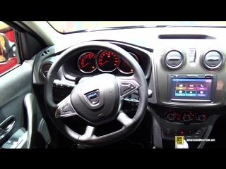 2018 Dacia Logan MCV Stepway -Exterior and Interior Walkaround - 2018 Geneva Motor Show