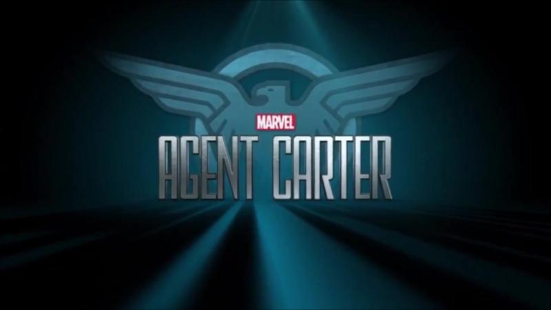 Агент Картер 2015 Заставка сериала