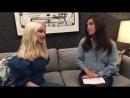Интервью для Celebs Q A