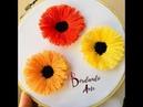 Bordar flores 3D