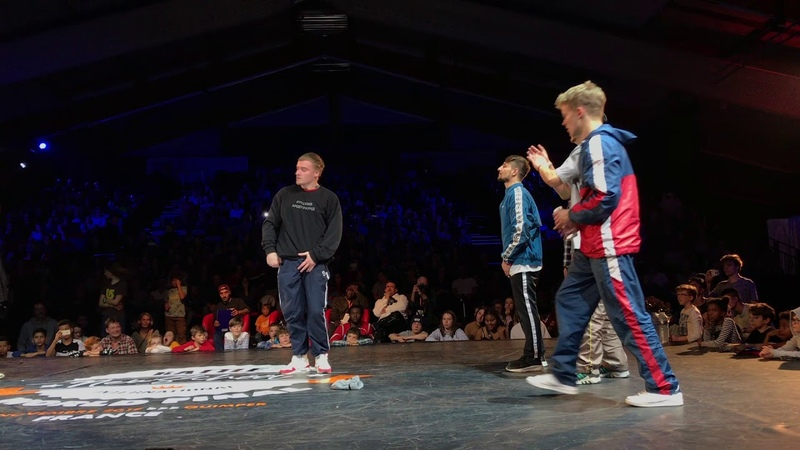 OUTSTANDING VS. CHEKERED KINGZ   FINAL   BATTLE NEW SCHOOL 2018