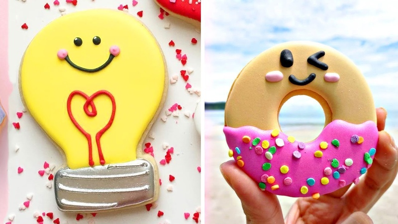 Homemade Cookies Art Decorating Ideas For Party 2   So Yummy Cookies Recipes