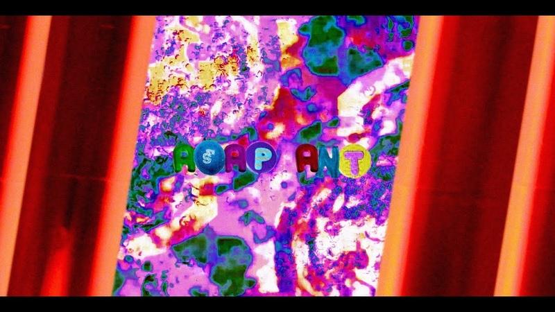 A$AP ANT YG ADDIE - RED CREAM SODA (OFFICIAL MUSIC VIDEO)
