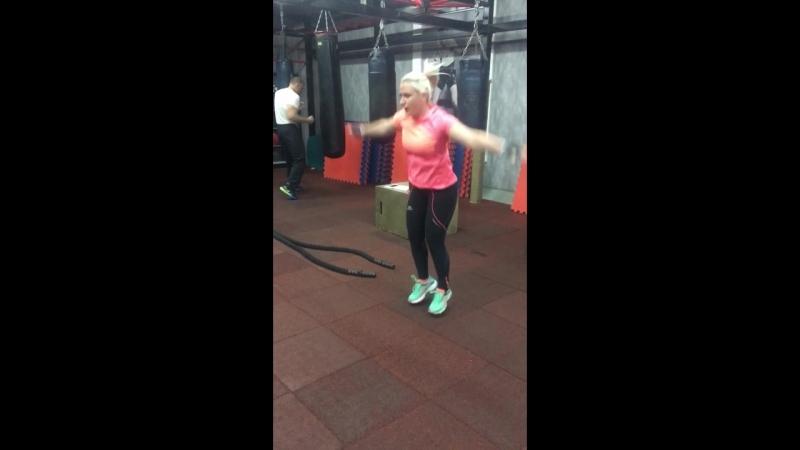 Функциональный тренинг 2