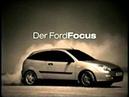 Ford Focus Werbung 2002 Sieger TÜV Report