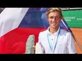 Jonas Forejtek - European Champion