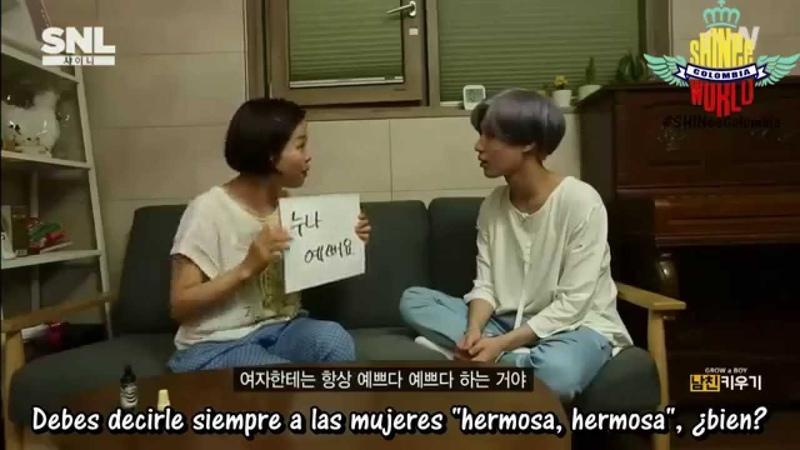 SHINee 샤이니 - SNL Korea