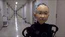 Японский папа Карло в Осаке инженер создал робота с лицом мальчика