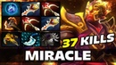 Miracle 37 Frags Ember Spirit OWNAGE Dota 2