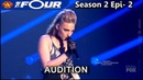 Stelle Amor Mad World IT'S DIFFERENT Audition The Four Season 2 S2E2