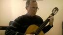 Баев Евг. Этюды для гитары на основе фламенко .
